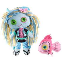Amigos De Peluche Monster High Lagoona Blue Doll