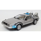 Delorean Volver Al Futuro Escala 1:18 Hot Wheels