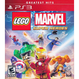 Lego Marvel Super Heroes Ps3 | Digital Español Oferta