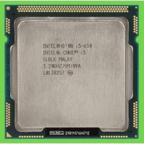 Processador Intel Core I5 650 3.20ghz (soquete Socket 1156)
