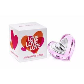 Love Love Love Agatha Ruiz De La Prada 80ml Original 100%