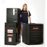 Equipo Central Gas Aire Acondicionado Frio-calor 5tr./35000