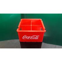 Coca Cola Mini Garrafinhas Caixa Com 10 Engradados