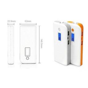 Bateria Recarregável Forte 10000mha P/ Samsung Lg Nokia E +