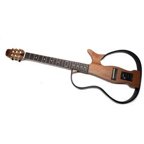 Violão Flat Vazado Marquês Nv 0804 Fishman Musical Baruk