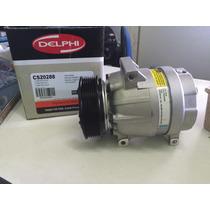 Compressor Renault Master 2.5 Polia 7pk Original Delphi