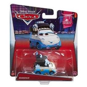 Vehículo De Disney / Pixar Cars Tokyo Partido Shigeko Nº 10.