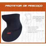 Protetor De Pescoço Pescoceira Universal Proteção Moto