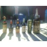 Champan 4 Litros 1982 Espiño+lote 5 Botellas Llenas