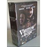 Dvd Pack Vientos De Agua Nuevo Cerrado Original Sm