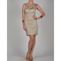 Vestido Sarja 10131 Plaza