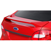 Alerón Volado Para Ford Fiesta Sedán Mod 11 En Adelante.