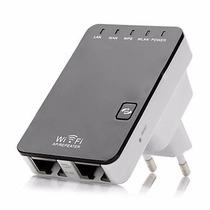 Roteador E Expansor De Sinal Wireless N 300mbps Ponto Acesso