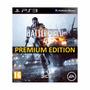 Battlefield 4 Premium Edition Ps3 Digital - Caja Vecina