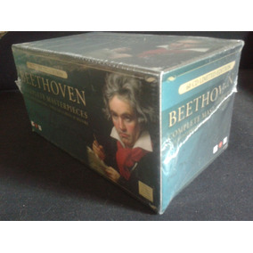 Beethoven Complete Masterpieces - Box 60 Cds (mozart, Bach)
