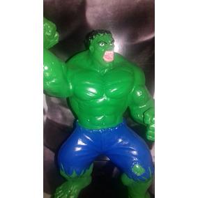 Escultura O Incrivel Hulk Academia