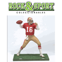 Joe Montana Nfl Mcfarlane 49ers Legends Loose