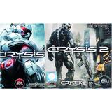 Crysis + Crysis 2 Ps3 Combo 2x1 Lgames