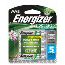 Pilas Energizer Aa Recargables De 2300 Mah Pack De 8 N E W