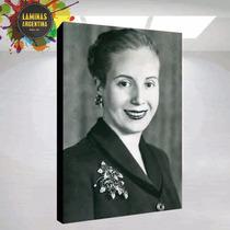 Cuadros De Evita Y Peron, Se Pueden Personalizar Para Regalo