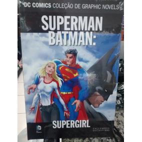 Coleção Dc Graphic Novels Ed14 - Superman Batman : Supergirl