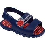 Sandália Com Velcro Náutico Pimpolho