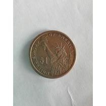Moneda 1 Dollar John Tyler
