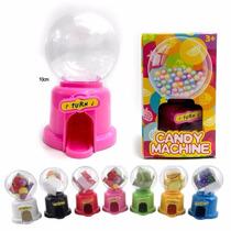 Mini Candy Machine Caramelos Rocklets M&m Confites Souvenir