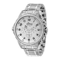 Relógio Masculino Condor Ky20509/3b - Caixa Grande 57mm