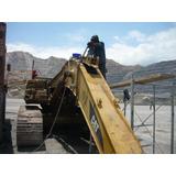 Pines Cromados Acero Links, Excavadora Volvo 360-cat 336