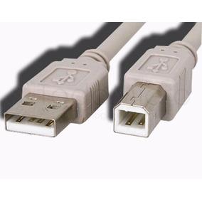 Cable Usb A/b Para Impresoras - Scanners - Discos Externos