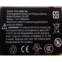 Ik7 Bateria De Respaldo Para Control De Acceso / Iface302 /