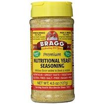 Bragg Levadura Nutricional Condimento Premium 4.5 Onzas