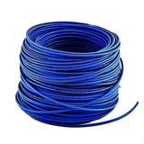 Cable Thhn 6 Awg Azul Rollo De 100 Mts / Conelectric