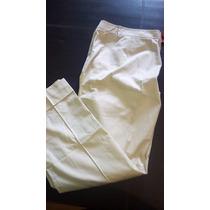 Pantalon Carolina Herrera Ch Talla 10 Original Oferta