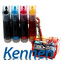 Sistema Continuo Kennen C Chip P/ Hp Officejet 7500 6500