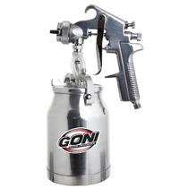 Pistola Alta Produccion Dos Reguladores Herramienta Goni