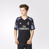 Uniforme Niño Real Madrid 2016 2017