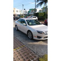 Ford Fusion 2012 Sel Gps