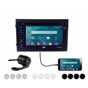 Kit Central Multimídia Chery Tiggo C/espelhamento E Sensor