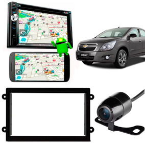 Multimidia Envolve Com Mp3 Cd Tv Carro Cobalt Camera Ré