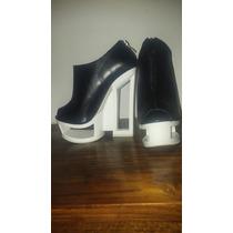 Zapatos Forever 21 Plataforma Importados Nuevos