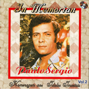 Cd Paulo Sérgio In Memorian Vol.2