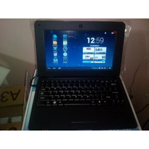Laptop Android 4.2 Nueva Pantalla 10.1 Gps Wifi 3g 1 Gb Ram