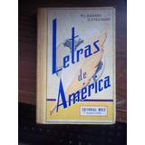 Libro De Lectura Letras De América. 5° Grado. Miralo !
