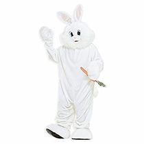 Disfraz Botarga De Conejo Para Adultos Pascua Huevo Hombres