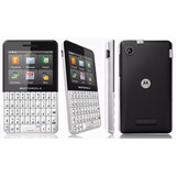 Motorola Ex118 Qwerty Redes Sociales Touch Fm Mp3 Camara 3mp