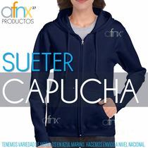 Suéter Escolar Con Capucha ( Talla S) Envio Gratis
