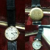 Cartier Must Quartz En Plata Argent Vermeil