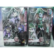 Monster High 2 Pzs Clawdeen Wolf & Twalia ¡¡¡envio Gratis!!!